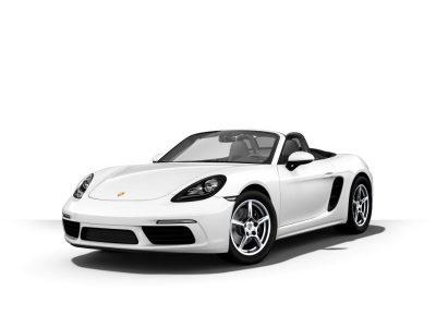 Porsche 718 Boxster te huur in Cyprus