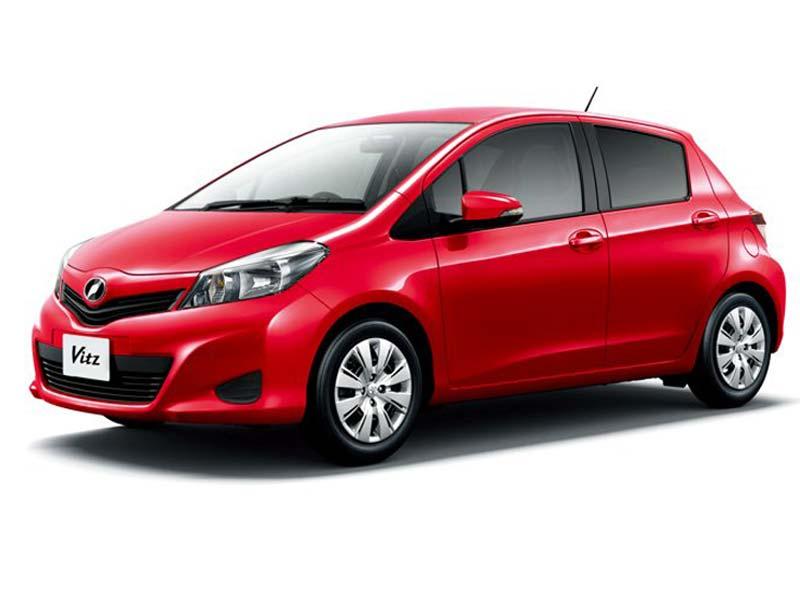 Toyota-Vitz