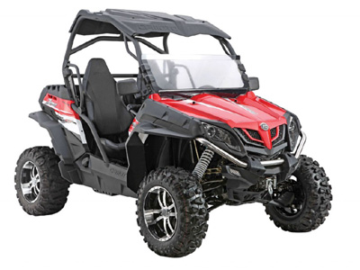 Buggy Kymco Rider 800cc automatic