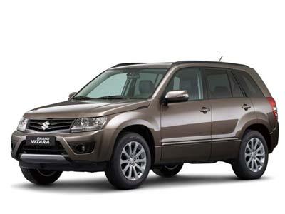 car rental Cyprus Suzuki Grand Vitara