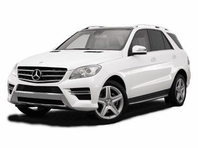 Mercedes-Benz M klasse te huur in Cyprus