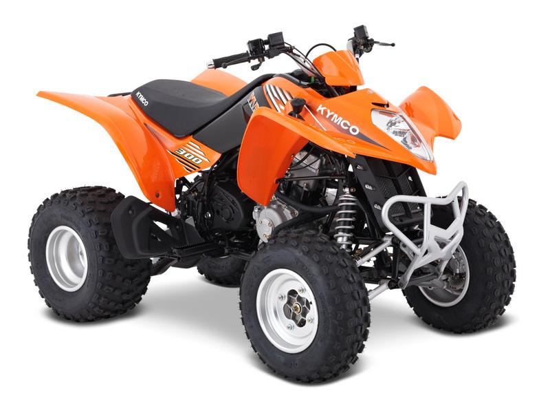 Quad Kymco Maxxer 300cc